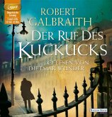 Der Ruf des Kuckucks / Cormoran Strike Bd.1 (3 MP3-CD)