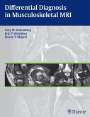 Differential Diagnosis in Musculoskeletal MR