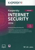 Kaspersky Internet Security 2014 - 1 PC/1 Jahr - Upgrade