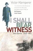 I Shall Bear Witness (eBook, ePUB)