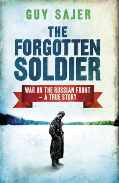 The Forgotten Soldier (eBook, ePUB) - Sajer, Guy
