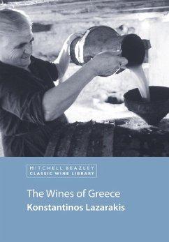 The Wines of Greece (eBook, ePUB) - Lazarakis, Konstantinos