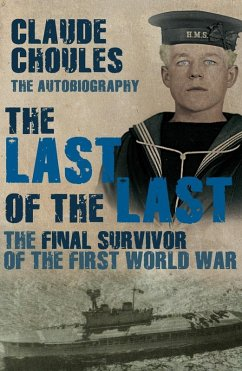 The Last of the Last (eBook, ePUB) - Choules, Claude