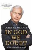 In God We Doubt (eBook, ePUB)
