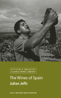 The Wines of Spain (eBook, ePUB) - Jeffs, Julian