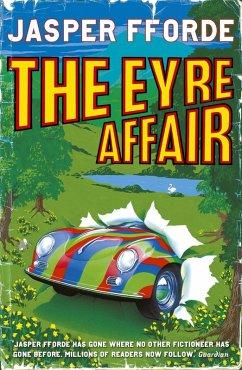 The Eyre Affair (eBook, ePUB) - Fforde, Jasper