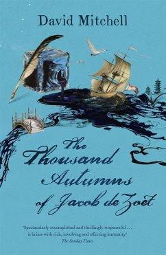 The Thousand Autumns of Jacob de Zoet (eBook, ePUB) - Mitchell, David