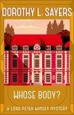 Whose Body? (eBook, ePUB)