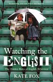 Watching the English (eBook, ePUB)