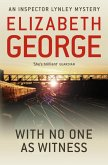 With No One as Witness (eBook, ePUB)