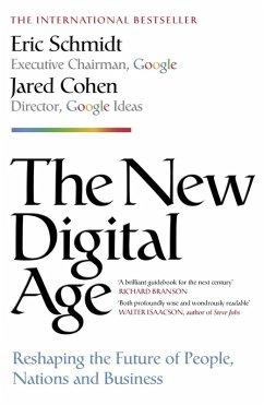 The New Digital Age (eBook, ePUB) - Schmidt, Eric; Cohen, Jared