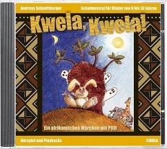 Kwela! Kwela!, Audio-CD