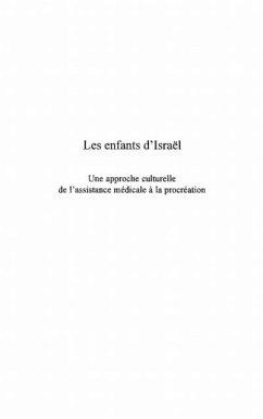 Enfants d'israel les (eBook, PDF)