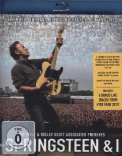 Springsteen & I (Bluray)