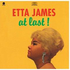 At Last! (Ltd.Edt 180g Vinyl) - James,Etta