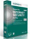 Kaspersky Internet Security 2014 for Mac Upgrade