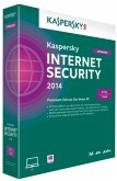 Kaspersky Internet Security 2014 - 5 PC/1 Jahr - Upgrade
