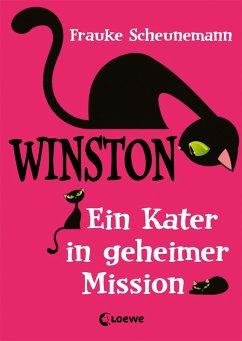 Ein Kater in geheimer Mission / Winston Bd.1