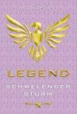 Schwelender Sturm / Legend Trilogie Bd.2 (eBook, ePUB)