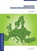 Europe in Green