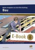 Mathe-Aufgaben aus dem Berufsalltag: Bau (eBook, PDF)
