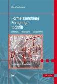 Formelsammlung Fertigungstechnik (eBook, PDF)