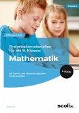 Freiarbeitsmaterialien f. d. 5. Klasse: Mathematik (eBook, PDF)