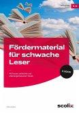 Fördermaterial für schwache Leser - Klasse 5-6 (eBook, PDF)