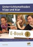 Unterrichtsmethoden klipp und klar (eBook, ePUB)