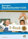 Bewegter Deutschunterricht (eBook, ePUB)
