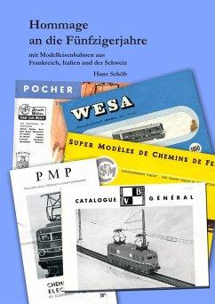 Hommage an die Fünfzigerjahre (eBook, ePUB)