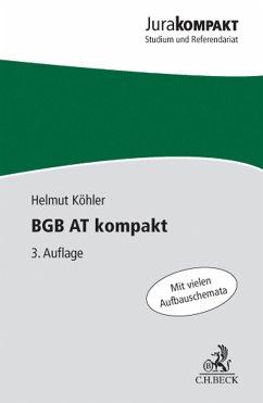 BGB AT kompakt (eBook, ePUB) - Köhler, Helmut