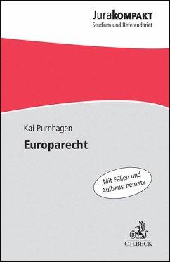 Europarecht (eBook, ePUB) - Purnhagen, Kai