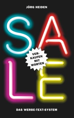 Sale: Verkaufen mit Worten (eBook, ePUB) - Heiden, Jörg