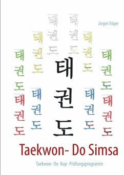 Taekwon- Do Simsa (eBook, ePUB) - Träger, Jürgen