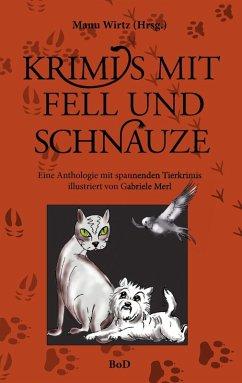 Krimis mit Fell und Schnauze (eBook, ePUB)
