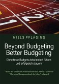 Beyond Budgeting, Better Budgeting (eBook, ePUB)