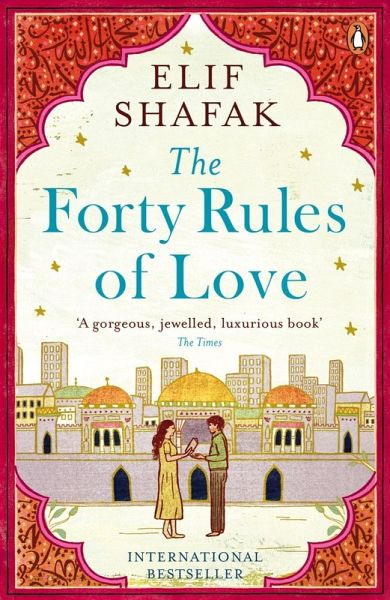 the forty rules of love ebook epub von elif shafak. Black Bedroom Furniture Sets. Home Design Ideas