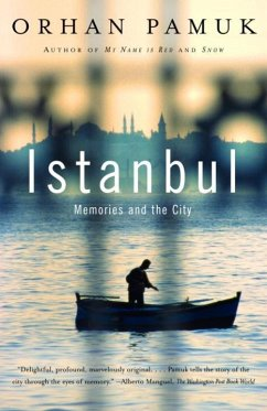 Istanbul (eBook, ePUB) - Pamuk, Orhan