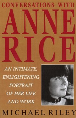 Conversations with Anne Rice (eBook, ePUB) - Riley, Michael