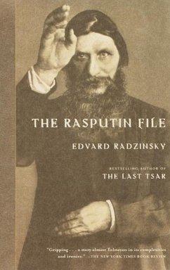 The Rasputin File (eBook, ePUB) - Radzinsky, Edvard
