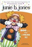 Junie B. Jones #24: BOO...and I MEAN It! (eBook, ePUB)