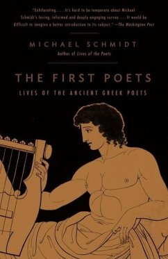 The First Poets (eBook, ePUB) - Schmidt, Michael