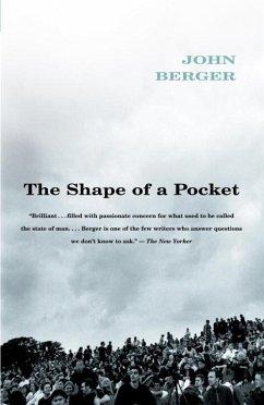The Shape of a Pocket (eBook, ePUB) - Berger, John