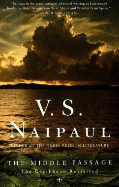 The Middle Passage (eBook, ePUB) - Naipaul, V. S.