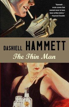 The Thin Man (eBook, ePUB) - Hammett, Dashiell