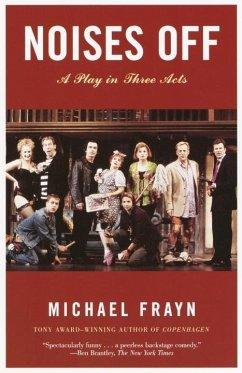 Noises Off (eBook, ePUB) - Frayn, Michael