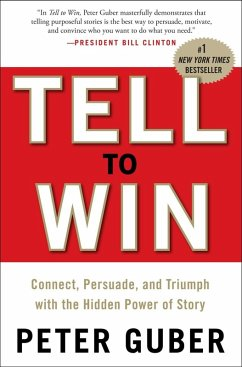 Tell to Win (eBook, ePUB) - Guber, Peter