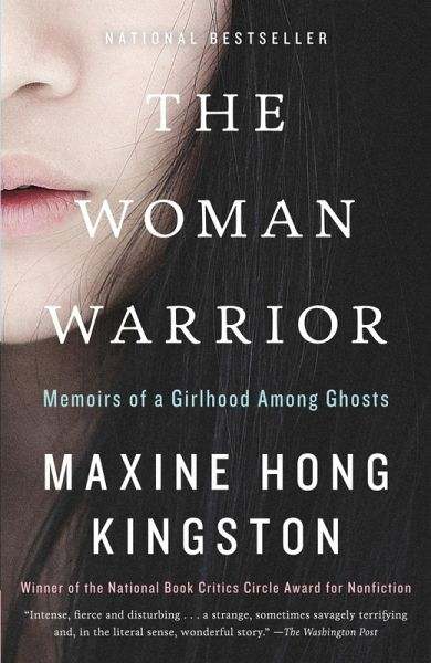 maxine hong kingstons the woman warrior essay Finding one s voice in the woman warrior in the woman warrior by maxine hong kingston, the unnamed narrator describes her experiences growing up as a first.