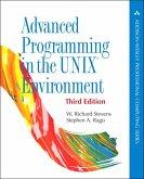 Advanced Programming in the UNIX Environment (eBook, ePUB)